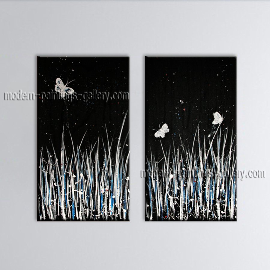 Hand Painted Astonishing Modern Abstract Painting Wall Art Artist Artworks