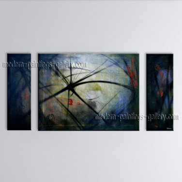 Hand Painted Stunning Modern Abstract Painting Wall Art Decoration Ideas