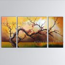 Stunning Contemporary Wall Art Floral Plum Blossom Artist Artworks