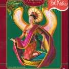 Carlton Ornament ~  Bob Mackie Glamour Angel 2003