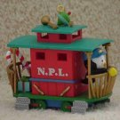 Carlton Ornament ~ Christmas Express Caboose 1991