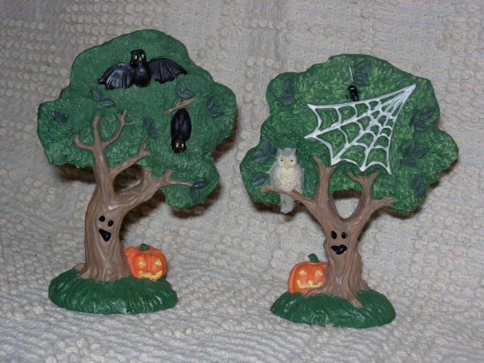 Creepy Hollow ~ 2 Haunted Trees ~ Retired