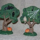 Creepy Hollow ~ 2 Haunted Trees ~ Retired