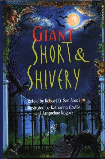 Giant Short & Shivery ~ Hardcover Book with 30 stories ~ NEW