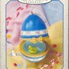 Hallmark Spring Ornament ~ Easter Egg Surprise 1999