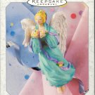 Hallmark Spring Ornament ~ Inspirational Angel 1999