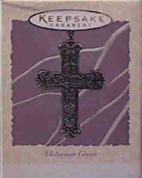 Hallmark Spring Ornament ~ Victorian Cross 1997