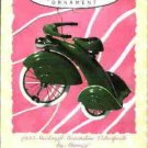 Hallmark Spring Ornament ~ (1935) Steelcraft Streamline Velocipede 1997