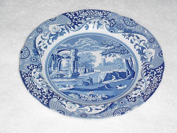 Spode Italian Plate ~ 10.5 inches in diameter