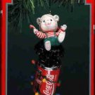 Coke Ornament ~ A Splash of Cool Yule 1996