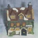 Dept 56 Ornament ~ Dedlock Arms 1994 ~ Dickens Village