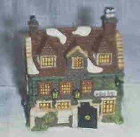 Dept 56 Ornament ~ Dedlock Arms 1994 ~ Dickens Village