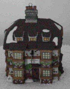 Dept 56 Ornament ~ Sir John Falstaff Inn 1995 ~ Dickens Village