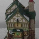 Dept 56 Ornament ~ The Pied Bull Inn 1996 ~ Dickens Village