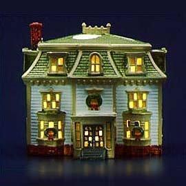 Dept 56 ~ Maple Ridge Inn 1988 ~ Snow Village