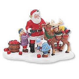 Dept 56 ~ Santa Comes to Town 1999 ~ Snow Village