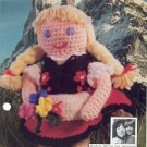 Heidi Doll Crochet Pattern ~ Annies Attic