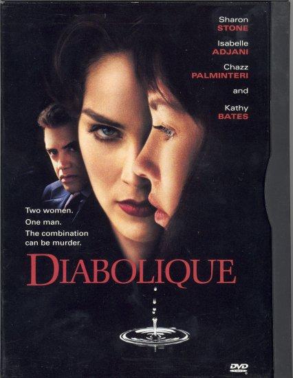 Diabolique ~ DVD ~ 1996 ~ Sharon Stone