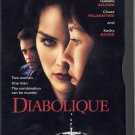 Diabolique ~ DVD ~ 1996 ~ Sharon Stone