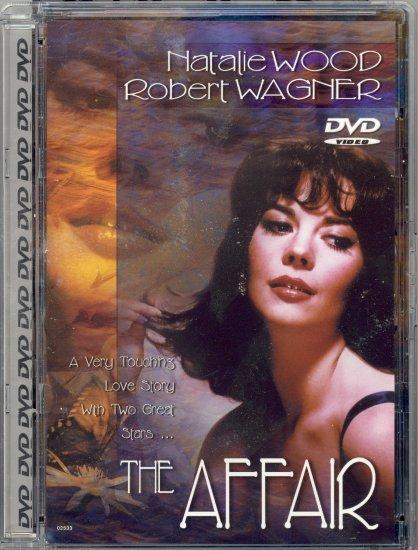 The Affair DVD ~ 1973 ~ Natalie Wood & Robert Wagner