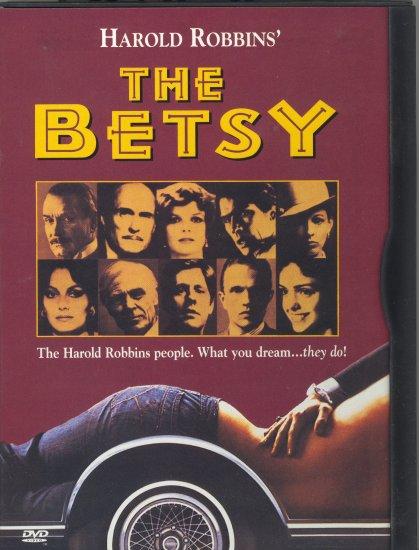 The Betsy ~ DVD ~ 1978 ~ Robert Duvall, Tommy Lee Jones, Katharine Ross & Lord Olivier