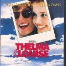 Thelma & Louise ~ DVD ~ 1991 ~ Geena Davis, Susan Sarandon & Brad Pitt