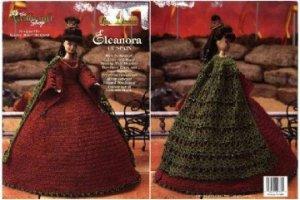 Barbie Crochet Pattern ~ Eleanora of Spain