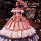 Barbie Crochet Pattern ~ Madeline of New Orleans