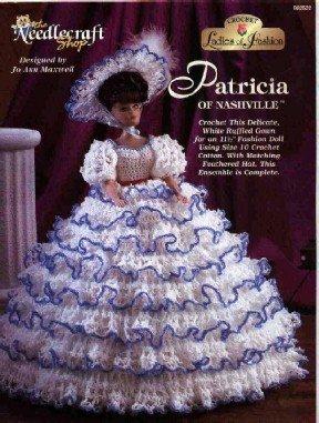 Barbie Crochet Pattern ~ Patricia of Nashville