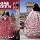 Barbie Crochet Pattern ~ Rose Queen