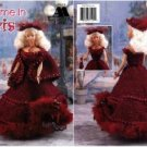 Barbie Crochet Pattern ~ Springtime in Paris ~ Annie's Attic