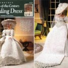 Barbie Crochet Pattern ~ Turn-of-the-Century Wedding Dress ~ Annie's Attic