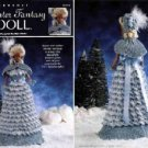 Barbie Crochet Pattern ~ Winter Fantasy Doll ~ Annie's Attic