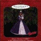 Hallmark Ornament ~ Millennium Princess Barbie 1999 ~ African American