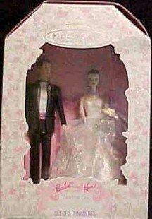 Hallmark Ornament ~ Barbie & Ken 1997 ~ set of 2