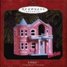 Hallmark Ornament ~ Barbie Dream House 1999