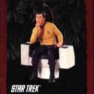 Hallmark Ornament ~ Captain James T Kirk 1995 ~ Star Trek