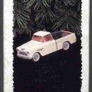 Hallmark Ornament ~ 1955 Chevrolet Cameo 1996 ~ All-American Trucks series