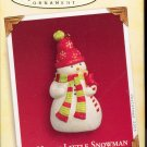 Hallmark Ornament ~ A Happy Little Snowman 2005