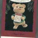 Hallmark Ornament ~ Bingo Bear 1995