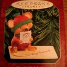 Hallmark Ornament ~ Handled With Care 1999 ~ Mouse