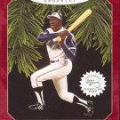 Hallmark Ornament ~ Hank Aaron 1997 ~ At the Ballpark series