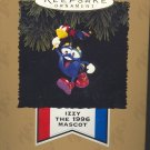 Hallmark Ornament ~ Izzy the 1996 Mascot