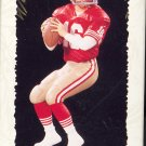 Hallmark Ornament ~ Joe Montana 1995 ~ SF 49ers ~ Football Legends series