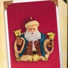 Hallmark Ornament ~ Jolly Old Kris Jingle 2004