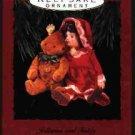 Hallmark Ornament ~ Julianne and Teddy 1993