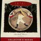 Hallmark Ornament ~ Lou Gehrig 1995 ~ Baseball Heroes series