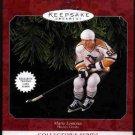 Hallmark Ornament ~ Mario Lemieux 1998 ~ Hockey Greats series