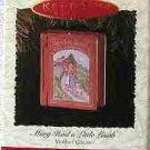 Hallmark Ornament ~ Mary Had a Little Lamb 1996 ~ Mother Goose series