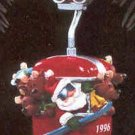 Hallmark Ornament ~ Merry Carpoolers 1996